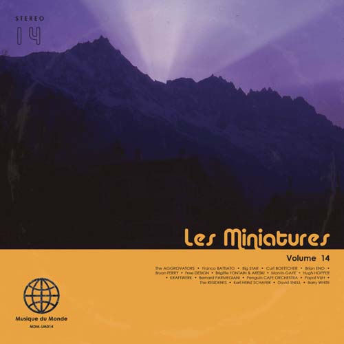 les-miniatures-volume-14